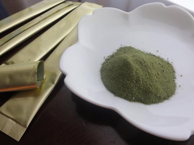 濃い青汁 NUCHIGUSUI