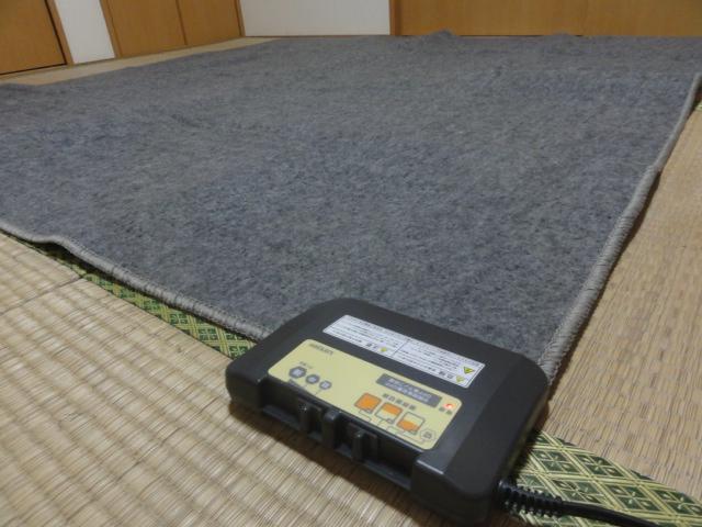 電気カーペット 2畳サイズ 【JCU201】