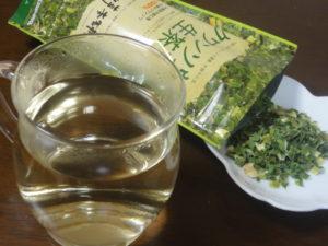 クワンソウ生茶