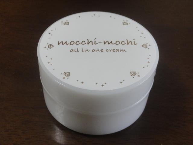 mocchi-mochi プレミアムオールインワンクリーム