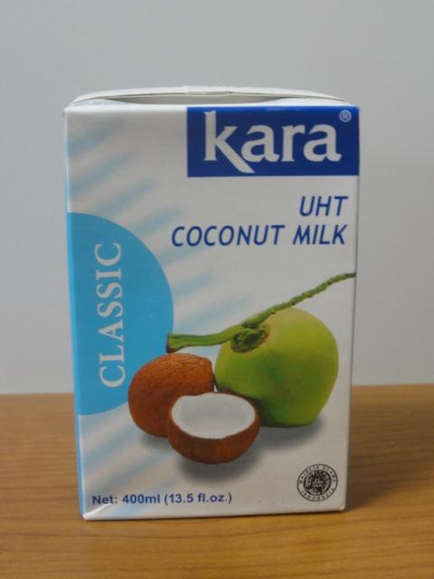 【kara】カラ クラシック ココナッツミルク ブリック