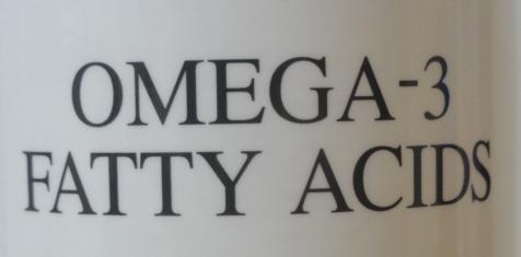 【健康サプリメント】オメガ3系脂肪酸