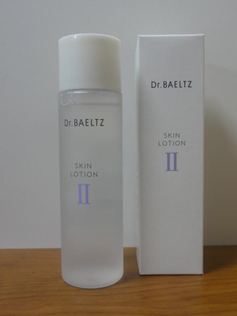 Dr.BAELTZ スキンローションII