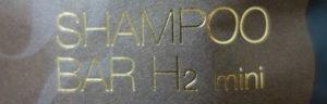 SHAMPOOBAR H2