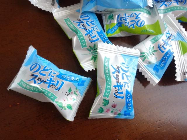 春日井製菓 のどにスッキリ