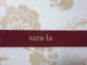 sara-la「彩-irodori-」フェイスタオル2枚セット