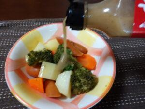 ねこぶ野菜ソース