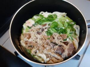 キンレイ お水がいらない 鍋焼うどん&おとり寄せコレクション肉うどん