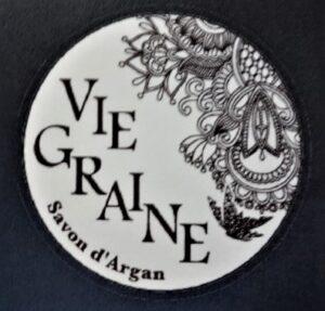 アルガンオイル配合石鹸 VIE GRAINE Savon'd Argan