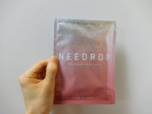 マイクロニードルパッチ NEEDROP