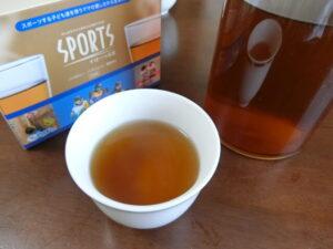 スクスクのっぽくん「すぽーつ麦茶」