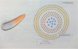 【クエイQUEI color change foundation】