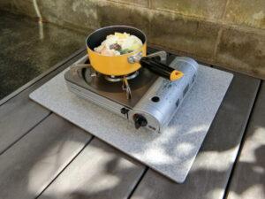 キンレイ お水がいらない 鍋焼うどん